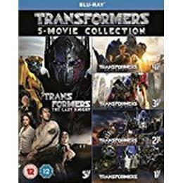 Transformers: 5-Movie Collection (Blu-RayTM + Bonus Disc ) [2017]